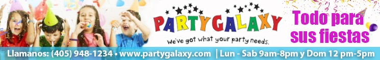 Party Galaxy middle ad