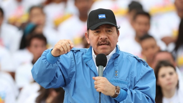 Abuso sexual de Daniel Ortega